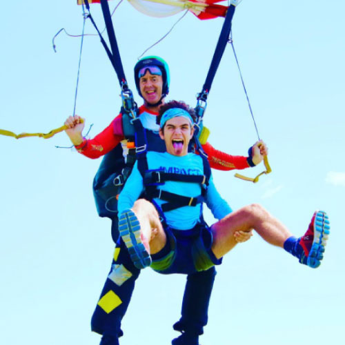PREPARE FOR YOUR FIRST TANDEM SKYDIVE IN FLORIDA