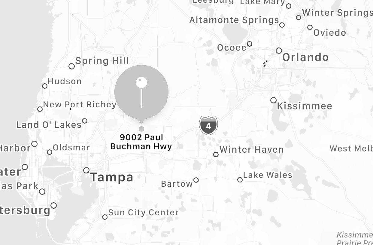 Jump Florida is located in 9002 Paul Buchman Highway, Plant City FL, 33565