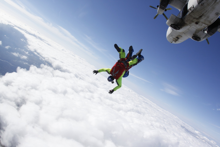 first time skydiving prices