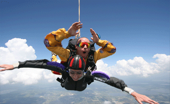 Jump Florida Skydiving is located in many places like Gainesville, Tampa, Ocala, Orlando