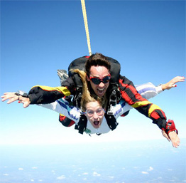 want to fly in air then you should try skydive florida
