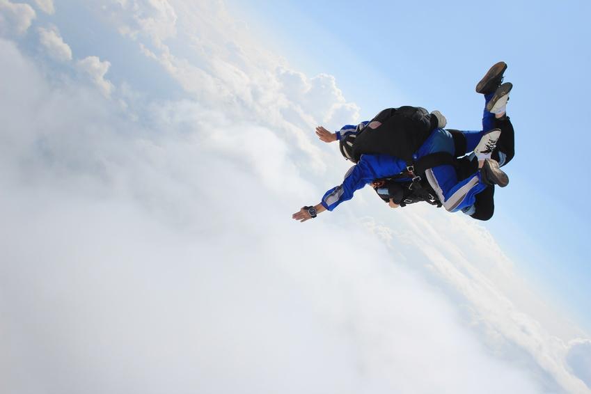 parachuting tampa fl