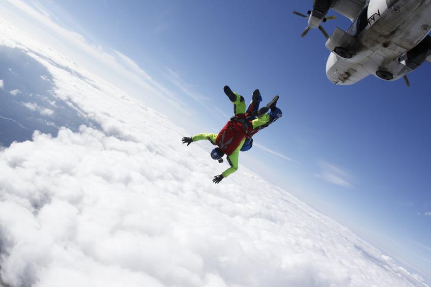 tampa orlando tandem skydiving